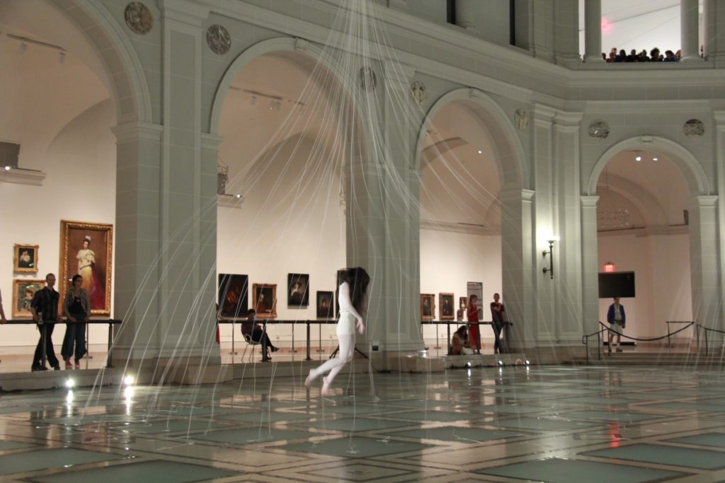 LEIMAY Holometaboly at Brooklyn Museum, September 11, 2014; Photos by Shige Moriya - 152