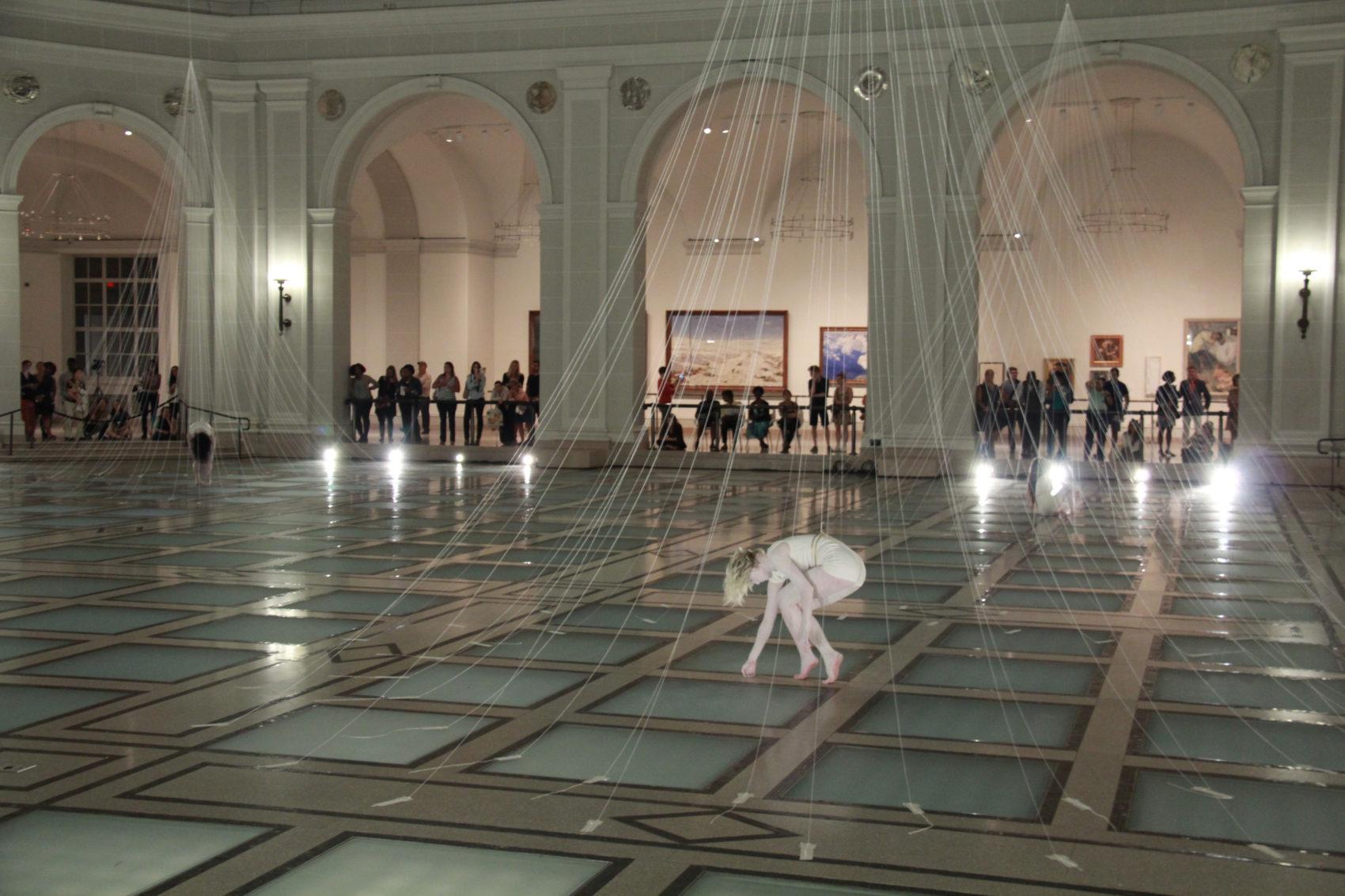 LEIMAY Holometaboly at Brooklyn Museum, September 11, 2014; Photos by Shige Moriya - 156